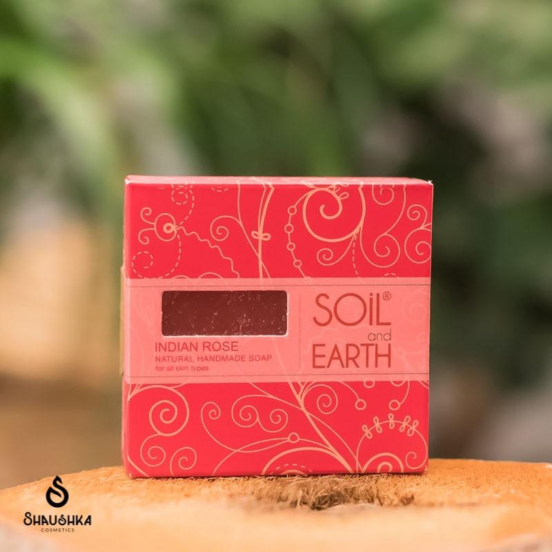"MYDŁO SOIL&EARTH ,,INDYJSKA RÓŻA"""