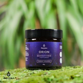 ORION- dezodorant w kremie z olejkiem galbanum.