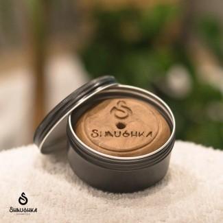 Metalowy zakręcany pojemnik na kosmetyki (szampon w kostce)