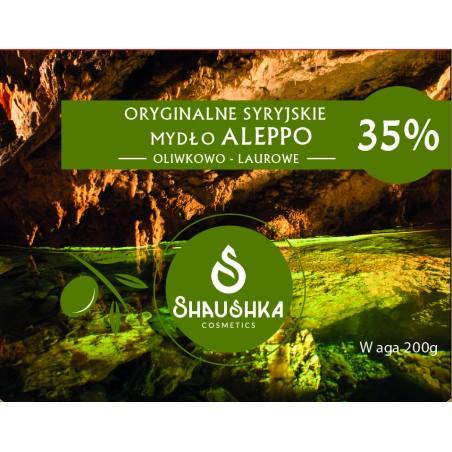 SYRYJSKIE MYDŁO ALEPPO 35%
