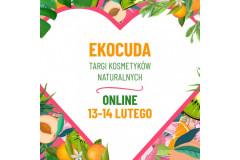 Walentynkowe targi online EKOCUDA 13 - 4 luty 2021